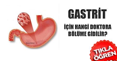 Gastrit Tedavisi